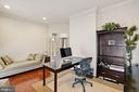 Recessed lighting and Brazilian Cherry Hardwood - 2976 TROUSSEAU LN, OAKTON