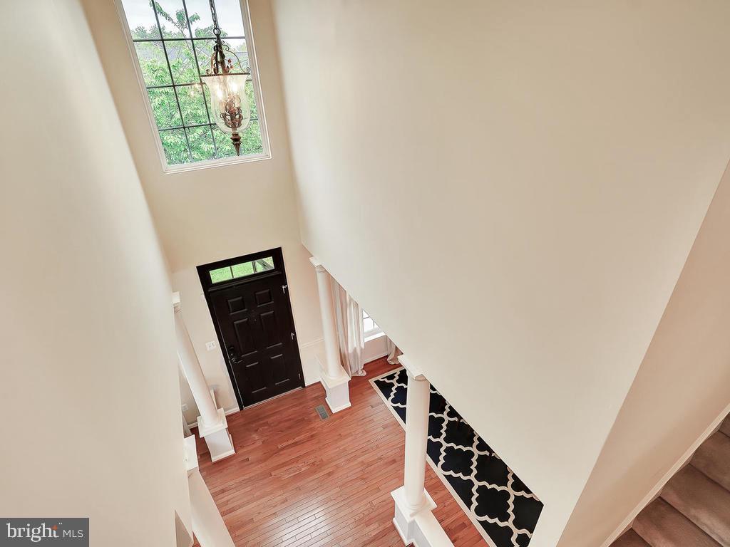 Two Story Foyer - 2708 LONGFIELD PL, ADAMSTOWN
