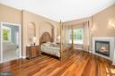 BUILT-INS ON EITHER SIDE OF THE BED - 11010 SHERIDAN DR, SPOTSYLVANIA