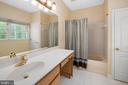 BEDROOM #4'S BATHROOM - 11010 SHERIDAN DR, SPOTSYLVANIA