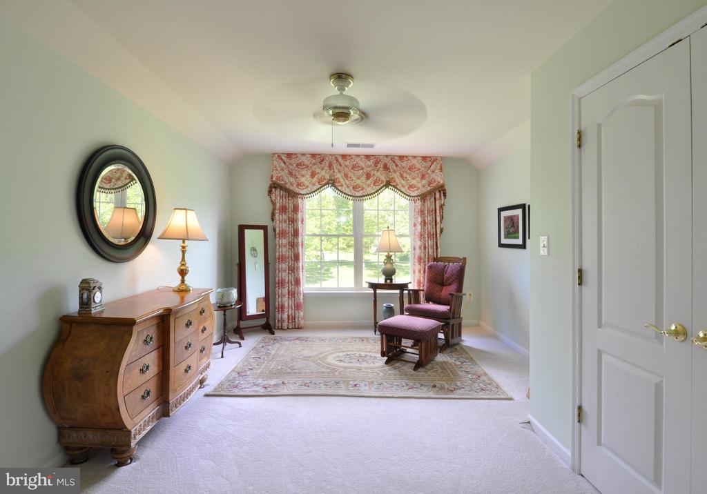 UPPER LEVEL MASTER BEDROOM SUITE SITTING ROOM - 32315 DEEP MEADOW LN, LOCUST GROVE