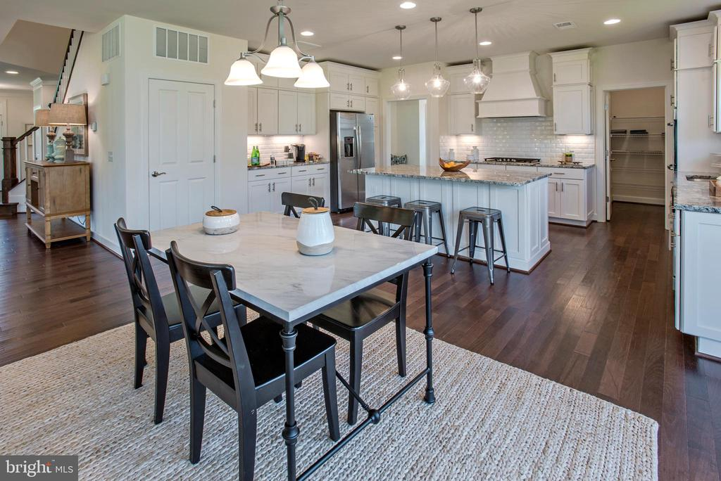 Images of model home and are representative only - 4503 LARK LN, ALEXANDRIA