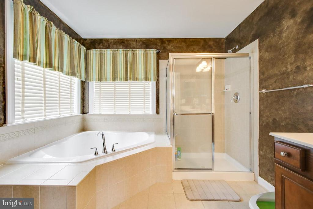 Large soaking tub - 122 BEDROCK DR, WALKERSVILLE