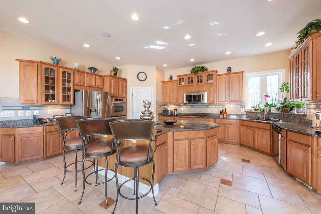 Granite counter tops - 27531 PADDOCK TRAIL PL, CHANTILLY