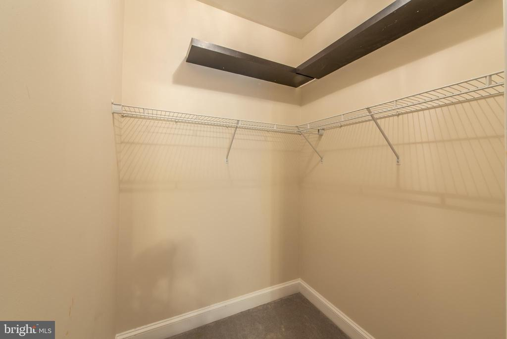 Basement walk-in closet - 27531 PADDOCK TRAIL PL, CHANTILLY
