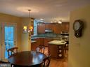 Adjoining Breakfast Area - 8307 KINGS RIDGE CT, SPRINGFIELD