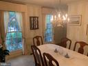 Formal Dining Room - 8307 KINGS RIDGE CT, SPRINGFIELD