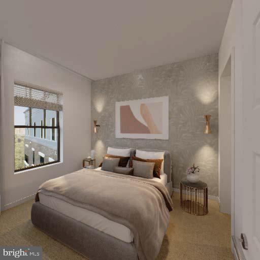 Master Bedroom - 6803 CAMERON DR NW #114, WASHINGTON