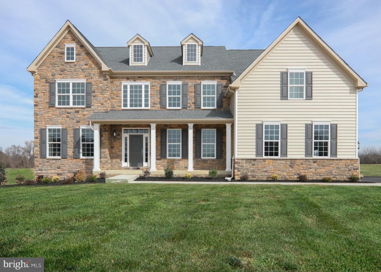Single Family Homes pour l Vente à Pedricktown, New Jersey 08067 États-Unis