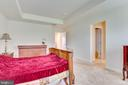 Master suite includes a luxury ensuite bath - 440 FLIGHT O ARROWS WAY, MARTINSBURG