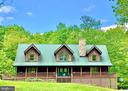 Amazing custom built log home, private setting - 33150 HUMMINGBIRD LN, LOCUST GROVE