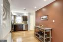 Kitchen Boasts Nice Circular Flow - 1145 N UTAH ST #1145, ARLINGTON