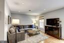 Living Room - Open, Light, Bright, & Airy! - 1145 N UTAH ST #1145, ARLINGTON