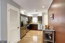 Kitchen - Custom Back Splash - 1145 N UTAH ST #1145, ARLINGTON