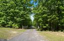 Private driveway, home at end of drive - 33150 HUMMINGBIRD LN, LOCUST GROVE
