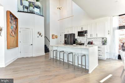 Kitchen - 1402 H ST NE #501, WASHINGTON