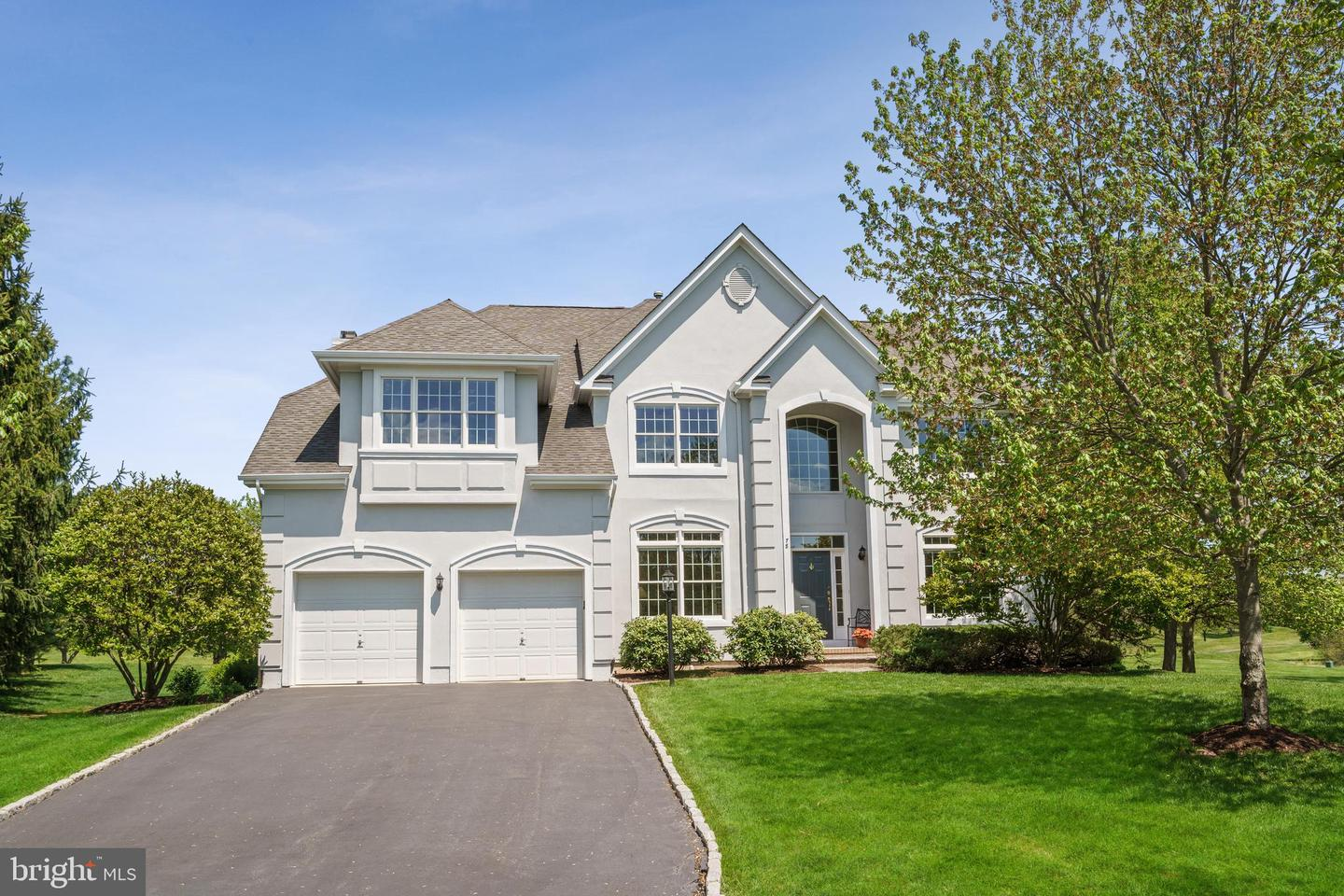 Single Family Homes for Sale at Skillman, New Jersey 08558 United States