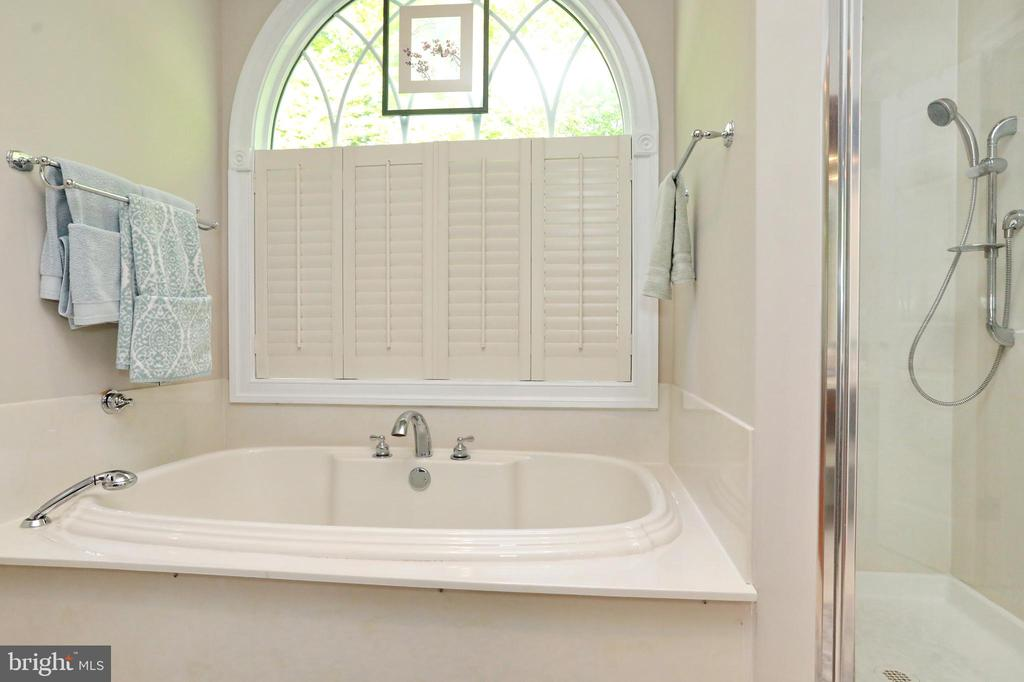 Master Bath also has its own tankless water heater - 9600 TERRI DR, LA PLATA