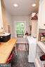 Laundry room off kitchen - 9600 TERRI DR, LA PLATA