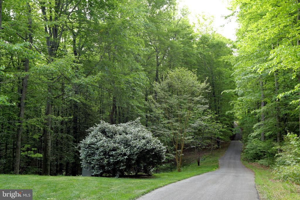 Very private setting. 1/4 mile from cul-de-sac - 9600 TERRI DR, LA PLATA