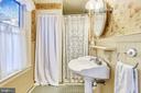 Main Level Full Bath - 8 KING CHARLES PL, ANNAPOLIS