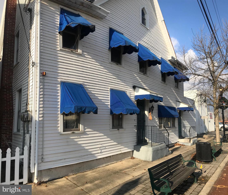 Triplex voor Verkoop op Westville, New Jersey 08093 Verenigde Staten