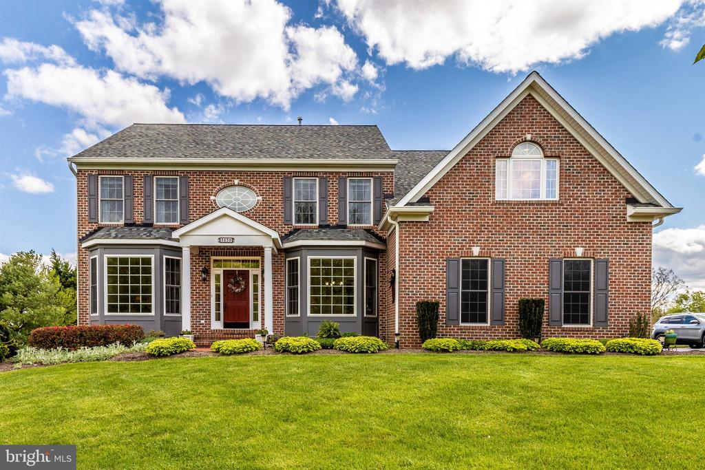 Front Elevation - 3639 WHEAT MILLER DR, MOUNT AIRY