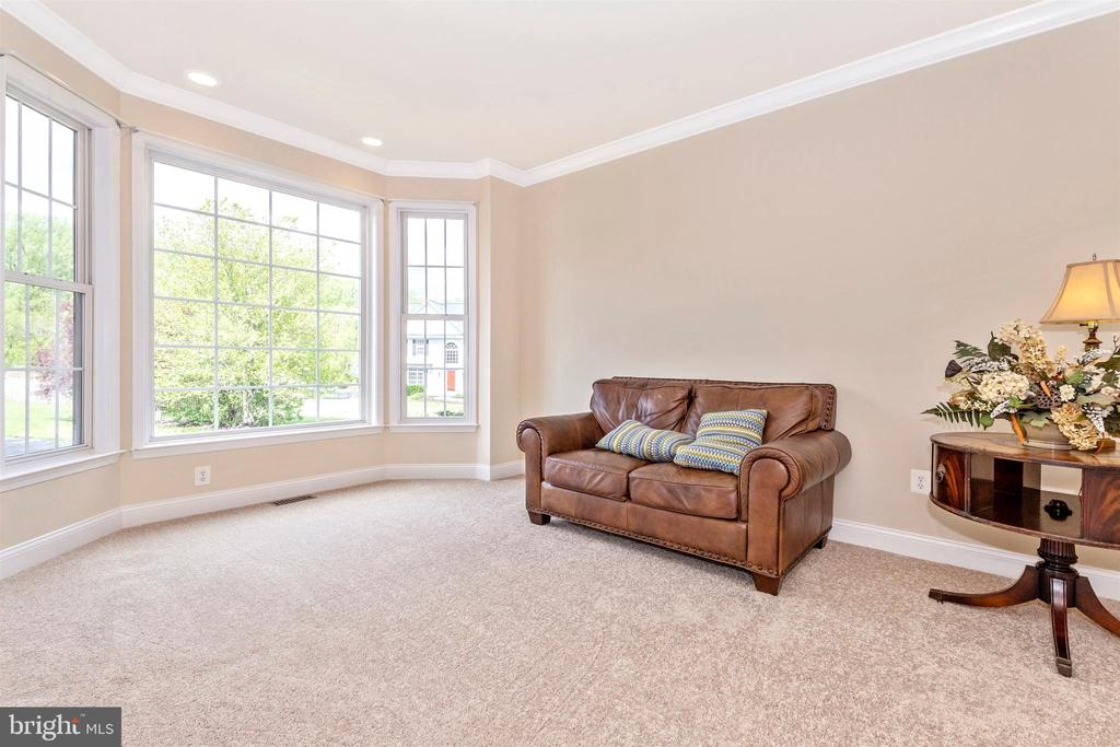 Formal Living Room - 3639 WHEAT MILLER DR, MOUNT AIRY