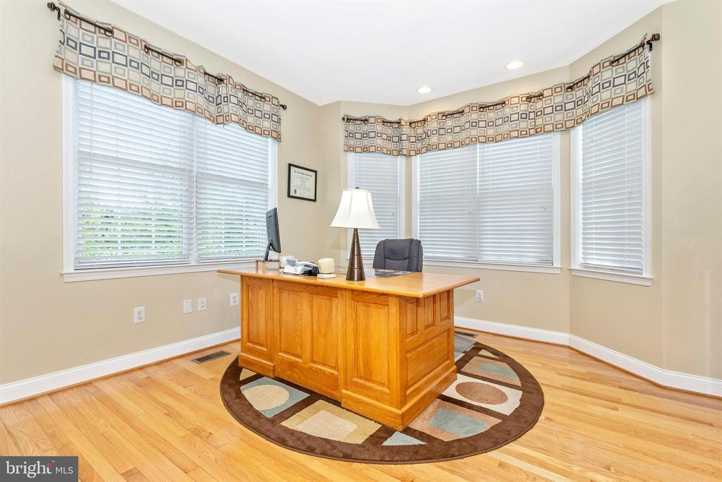 Office/Library - 3639 WHEAT MILLER DR, MOUNT AIRY