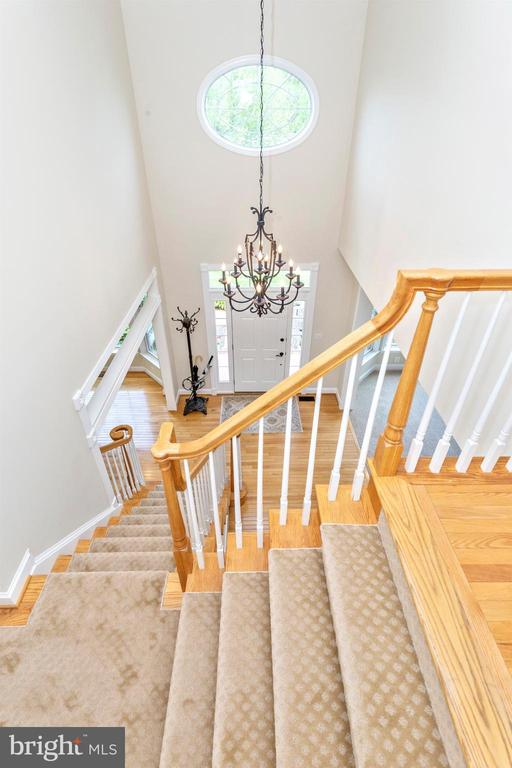 Foyer View - 3639 WHEAT MILLER DR, MOUNT AIRY