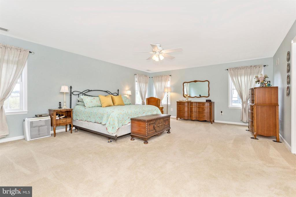 Master Bedroom - 3639 WHEAT MILLER DR, MOUNT AIRY