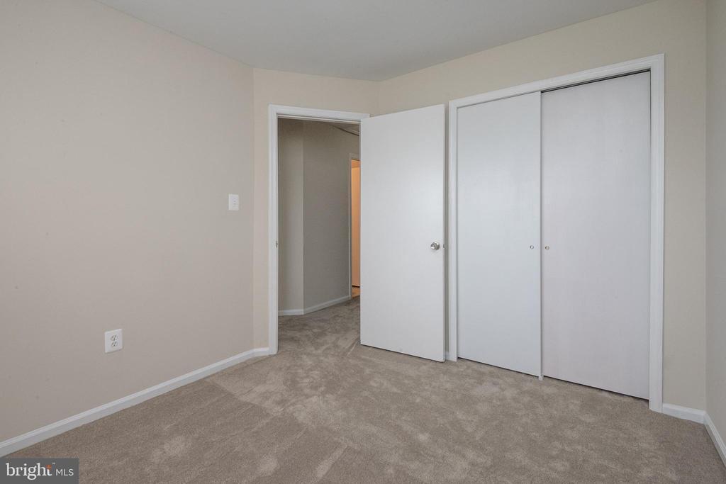 Closet in Master Bedroom - 14090 RED RIVER DR, CENTREVILLE