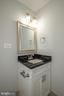 Hall full bath - 14090 RED RIVER DR, CENTREVILLE