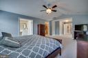 Master bedroom - 26022 GLASGOW DR, CHANTILLY