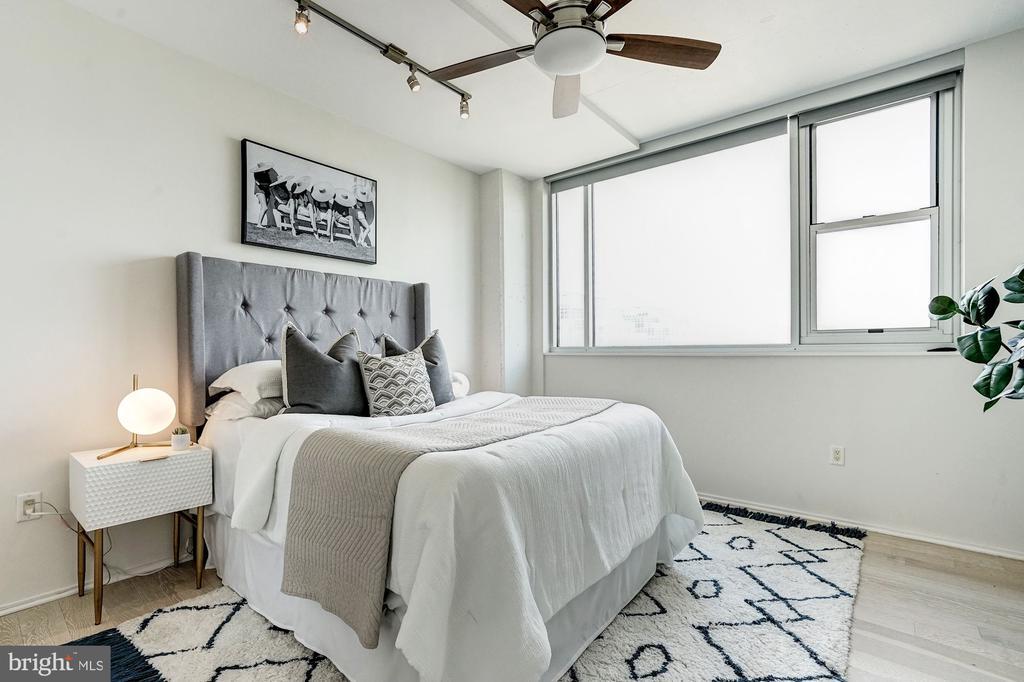 Owner Bedroom - 3409 WILSON BLVD #504, ARLINGTON