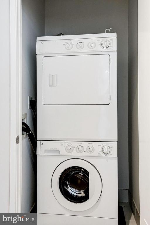 In-Unit Washer and Dryer - 3409 WILSON BLVD #504, ARLINGTON