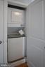Neatly tucked away full laundry - 8 BROWNS CT SE, WASHINGTON