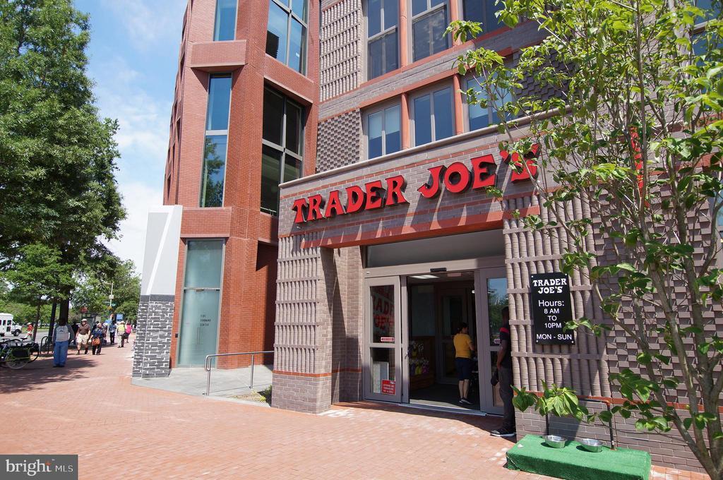 Trader Joe's around the corner - 8 BROWNS CT SE, WASHINGTON