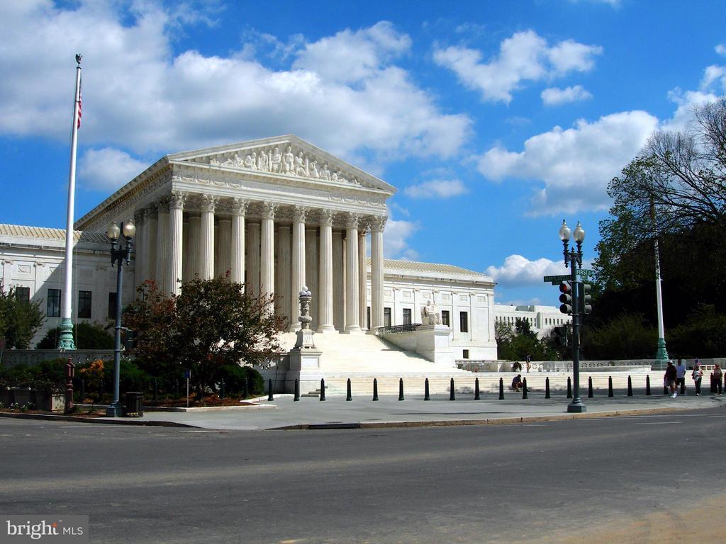 The Supreme Court - 719 NORTH CAROLINA AVE SE, WASHINGTON