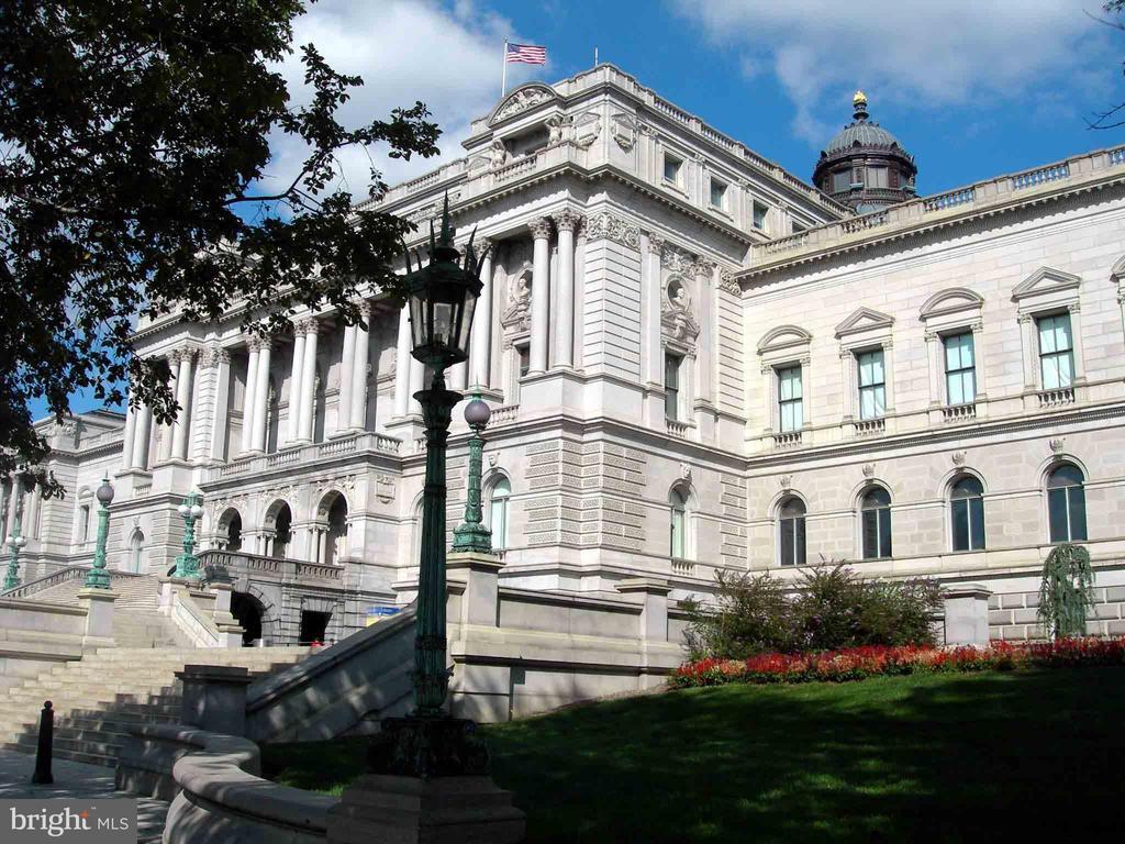 The Library of Congress - 719 NORTH CAROLINA AVE SE, WASHINGTON