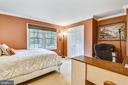 Main level Bedroom - 9706 FEROL DR, VIENNA
