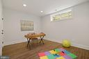 flex room for second office, gym - 5010 25TH RD N, ARLINGTON