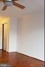 LARGE BEDROOM - 1718 P ST NW #207, WASHINGTON