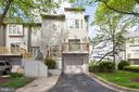 One car garage with inside access  and parking pad - 2150 CHESAPEAKE HARBOUR DR, ANNAPOLIS