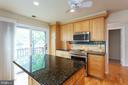 Access to Front Deck with Bay views - 2150 CHESAPEAKE HARBOUR DR, ANNAPOLIS