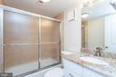 Lower Level Bath - 2150 CHESAPEAKE HARBOUR DR, ANNAPOLIS