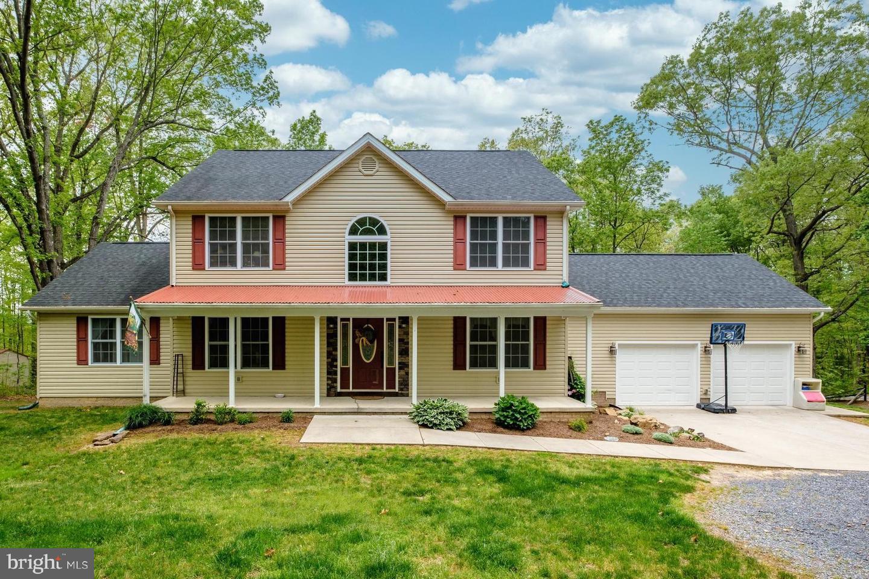 Single Family Homes 為 出售 在 Mount Jackson, 弗吉尼亞州 22842 美國