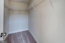 Master suite #2 walk-in closet - 116 WATERLINE CT, ANNAPOLIS