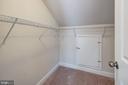Master suite #3 walk-in closet - 116 WATERLINE CT, ANNAPOLIS