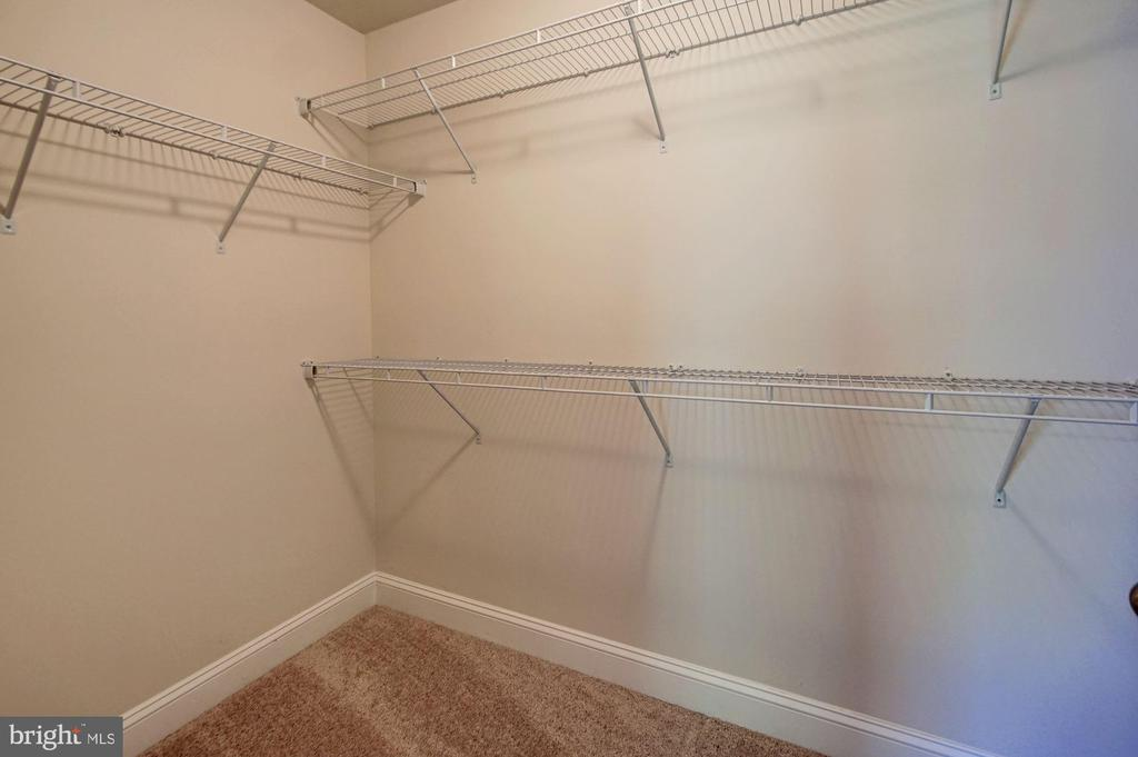 Master suite #1 walk-in closet - 116 WATERLINE CT, ANNAPOLIS